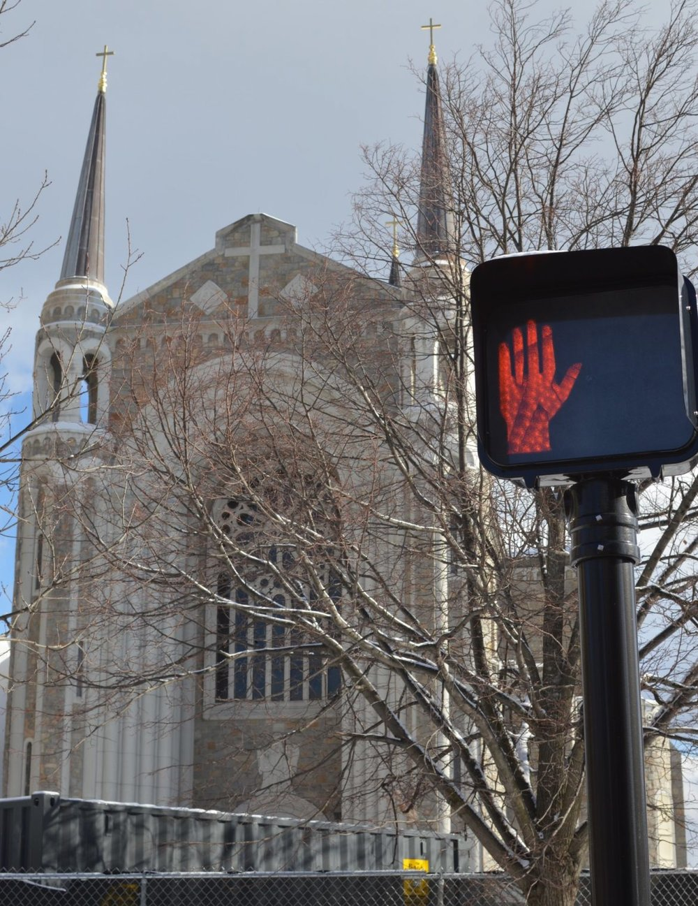 Photo of Notre Dame des Canadiens Church by Sun Staff