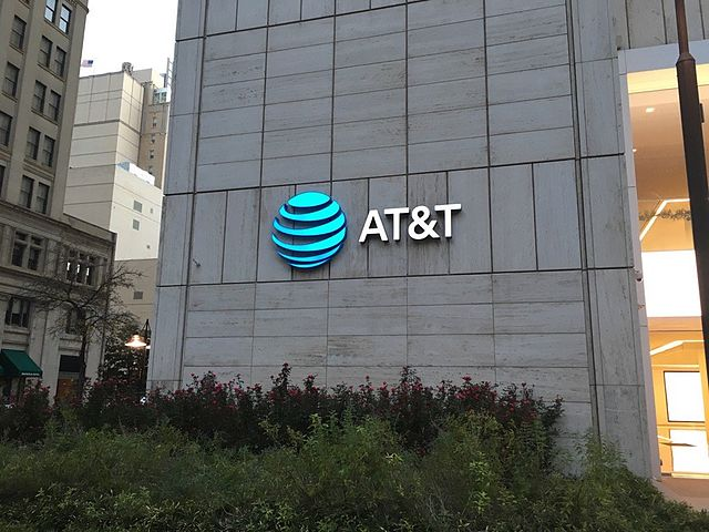 (AT&T building in Dallas. Source:  Luismt94 )