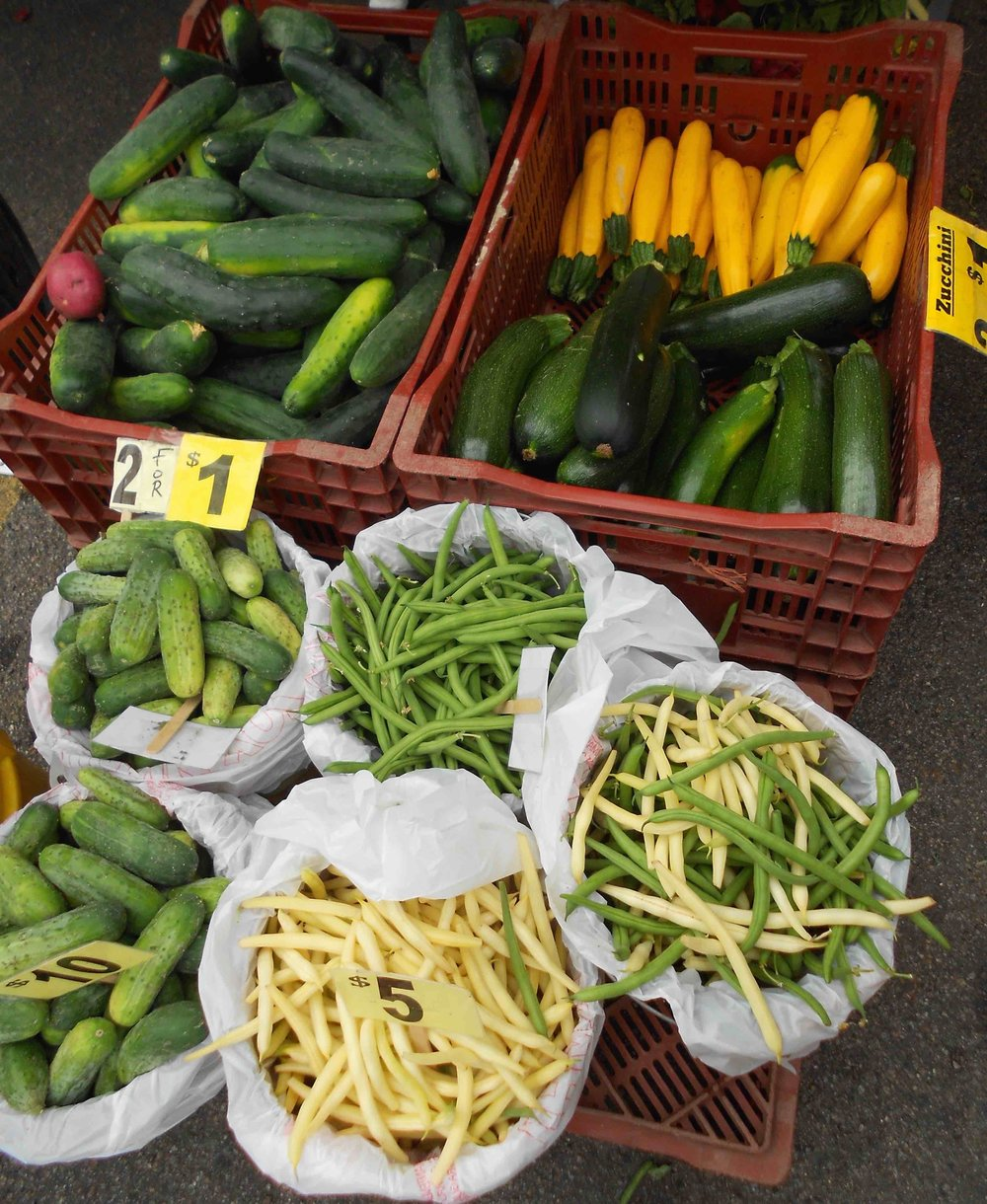Could you go a month eating only local food? Take our test and find out.