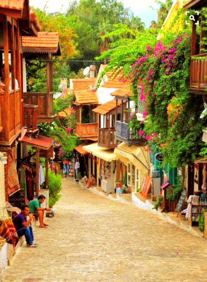 Kas, Turkey  (Source)