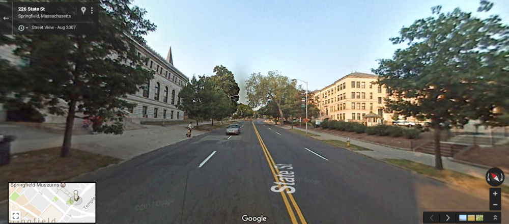 2007 Google Street View