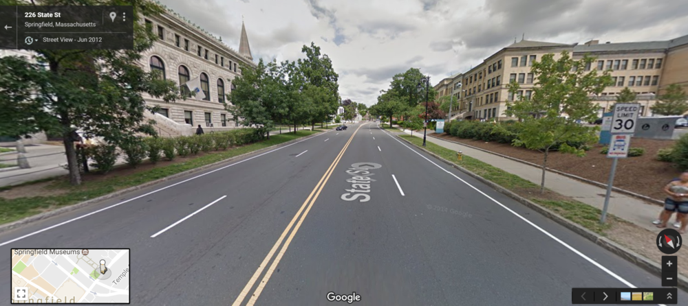 2012 Google Street View