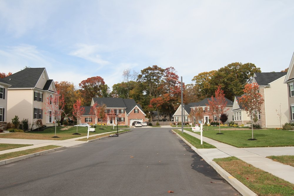 "Learn more about how federal housing policy encourages suburban development in our e-book,  ""Distorted DNA: The Impacts of Federal Housing Policy"" . (Photo by Johnny Sanphillippo)"