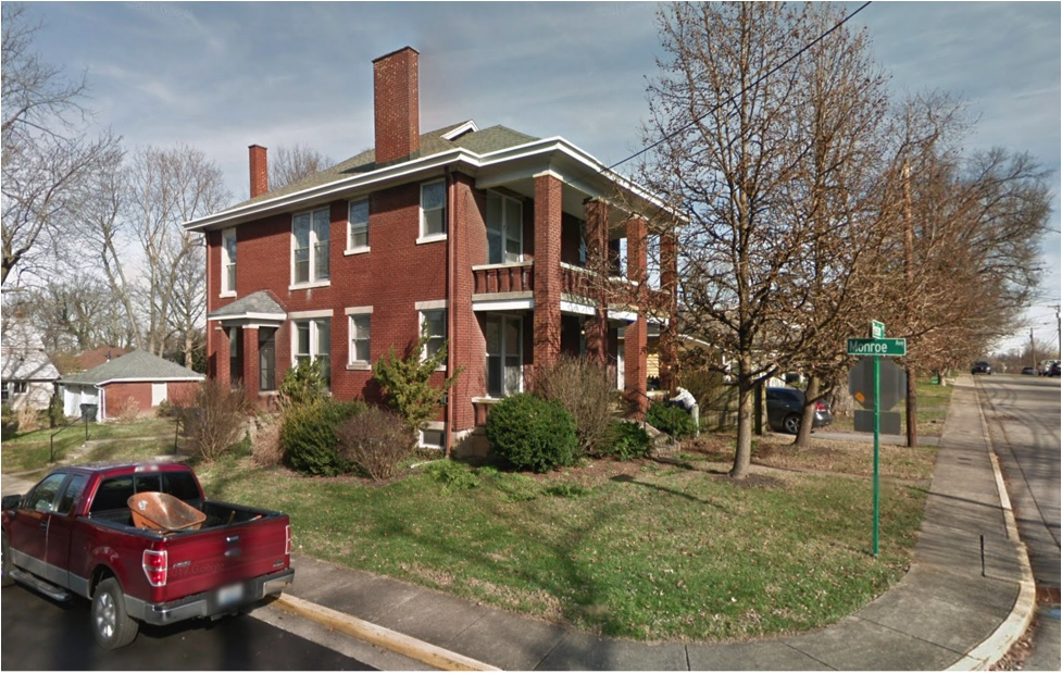 Vertical townhomes are underrated. (Source: Google Maps)