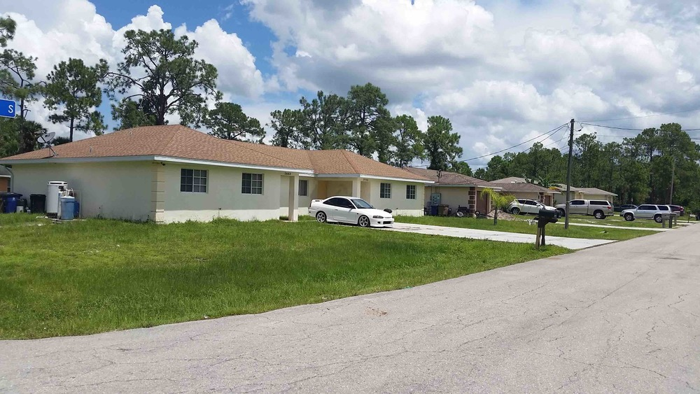 A classic Florida suburb (Source: Daniel Herriges)