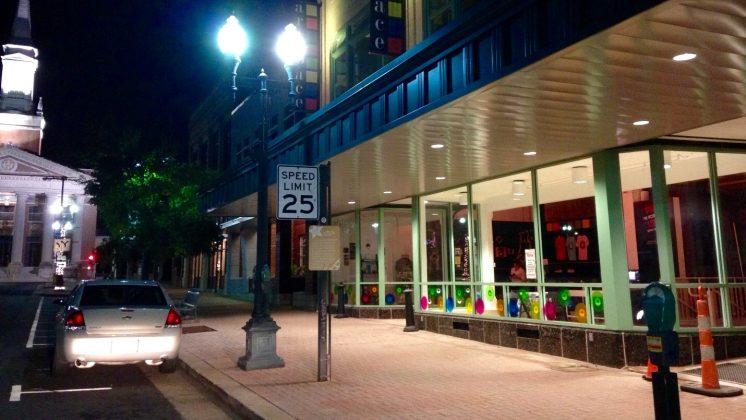 Artspace: adding street vitality.