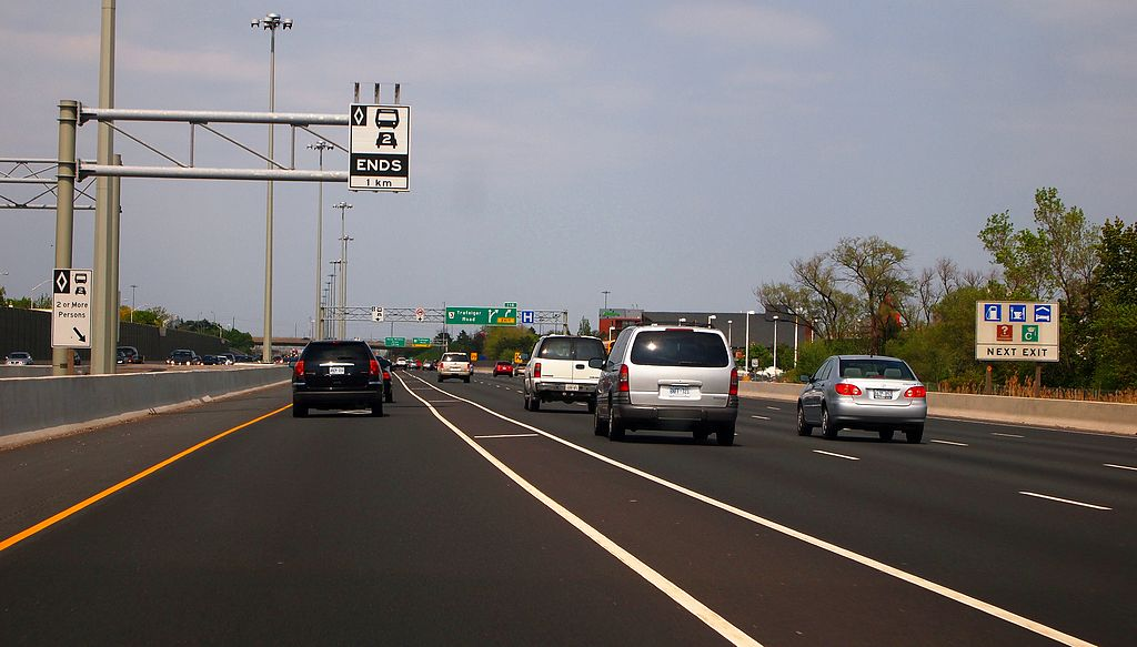 Whats An Hov Lane Caltrans State Of California >> The Problem With Hov Lanes Strong Towns