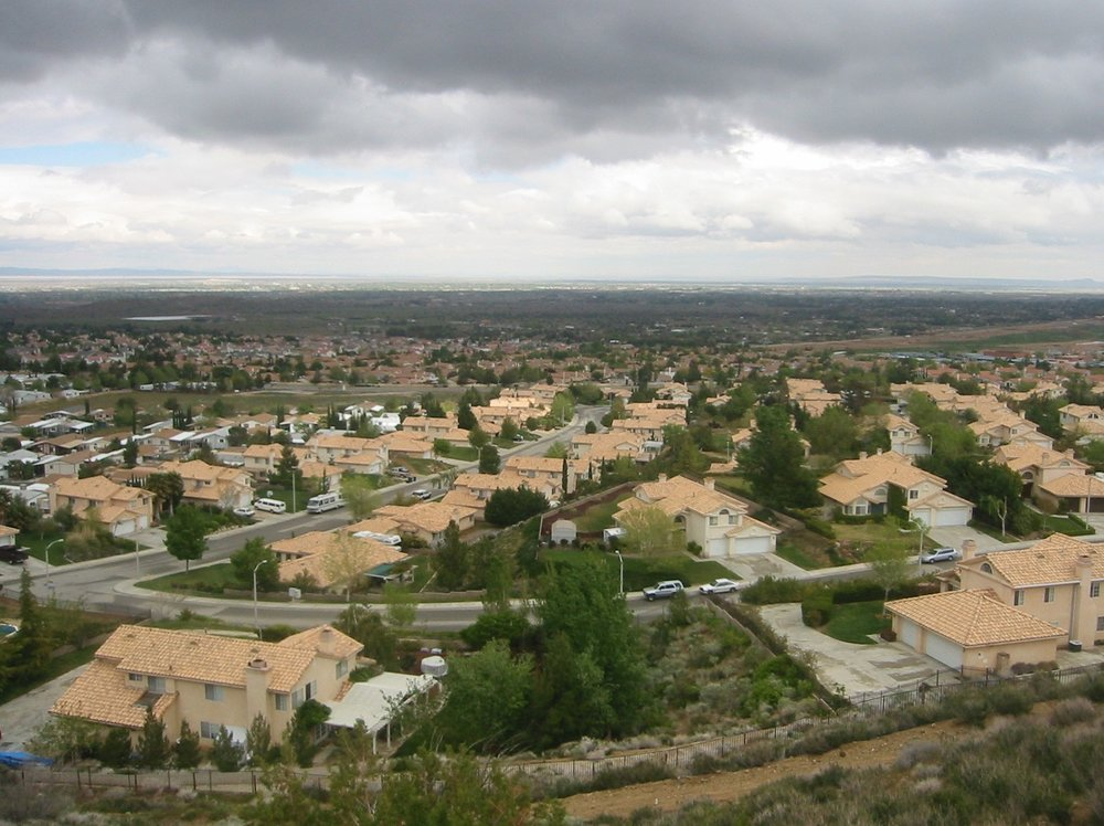 Myth #2: The problem is sprawl. -