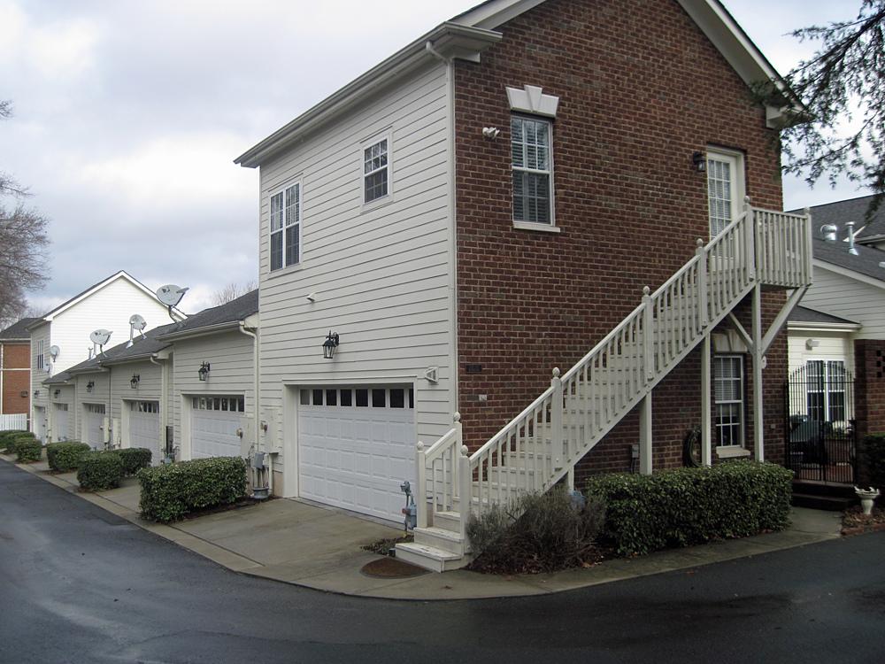 An ADU above a garage in Davidson, NC (Source: Brett VA)
