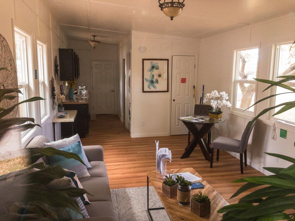 Interior of an accessory dwelling unit. (Source:  Daniel Ramirez )