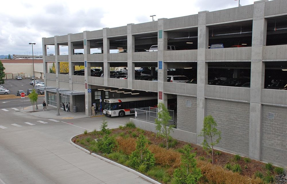 """Can Building A """"Giant Wall Of Parking"""" Kill A Downtown"""