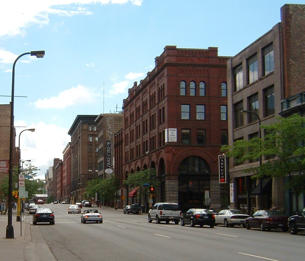 The North Loop, Minneapolis. (Source: Wikimedia Commons)