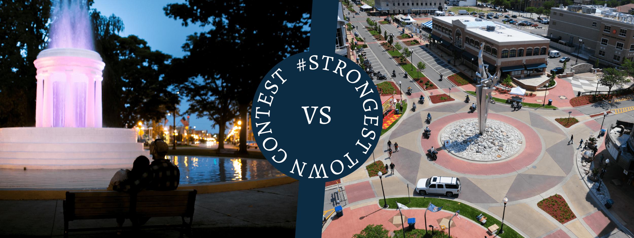Marshall, MI vs  Muskegon, MI — Strong Towns