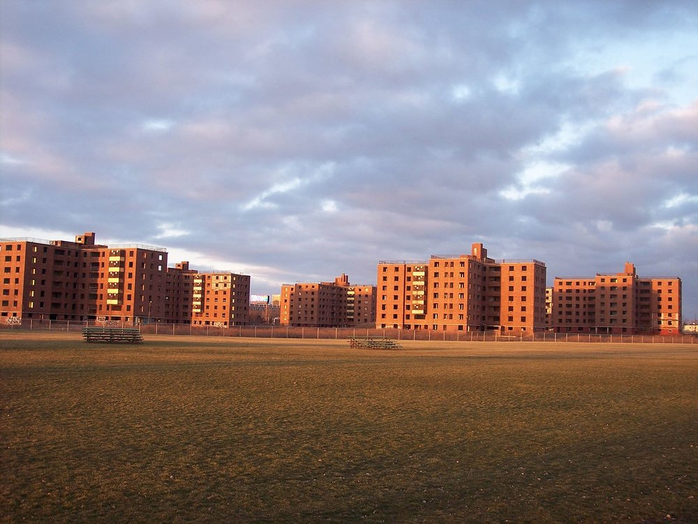 Public Housing of the Past