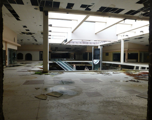 5. Most shopping malls will die. -