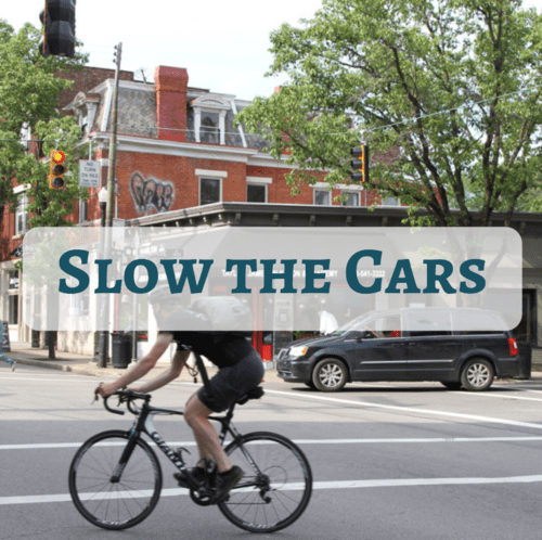 Safe streets are economically productive streets.