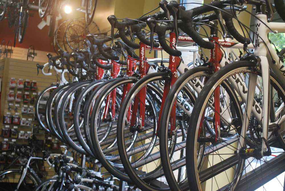 These bikes are far too expensive — and unnecessarily blinged out — for the average person, but cheap department store bikes aren't a good option either.