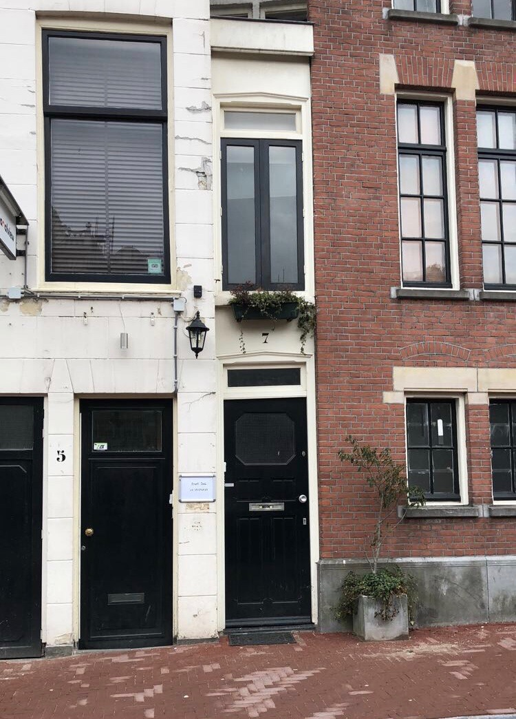 Narrow canal houses in Amsterdam are evidence of past tax laws. (Source: Connor Nielsen)