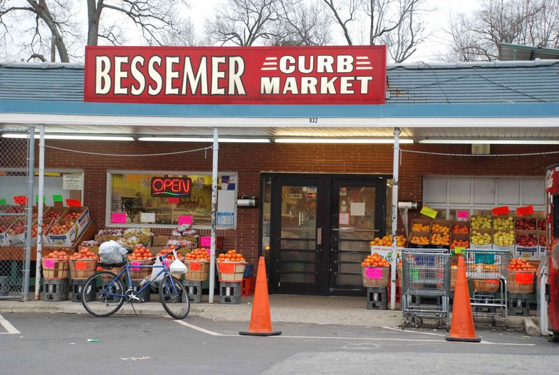Bessemer Curb Market (Source:  Greensboro Daily Photo )
