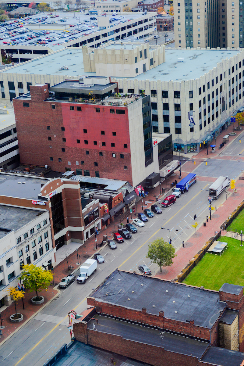 Main Street, Akron, OH