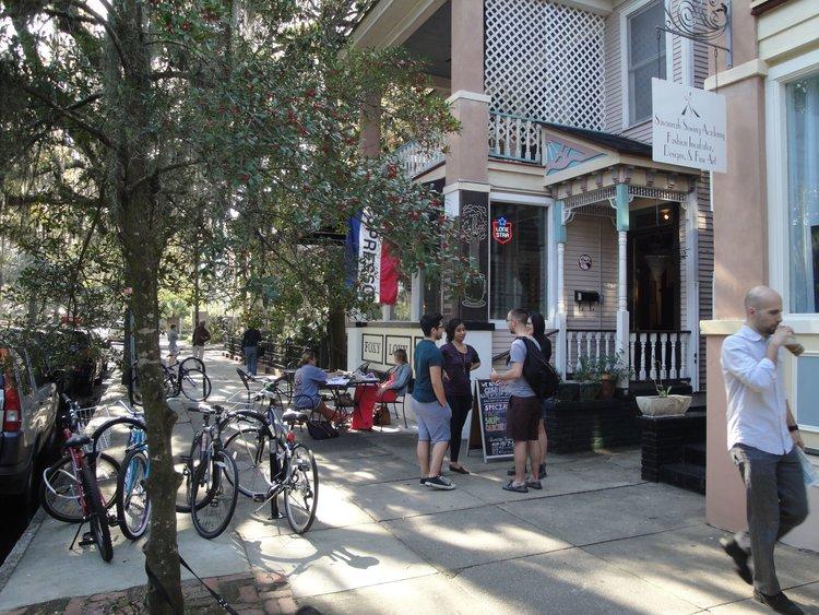 Foxy Loxy in Savannah, GA