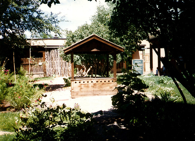 The Taos home—now a museum—of frontiersman Kit Carson, the namesake of Carson Estates. (Source:  Flickr )