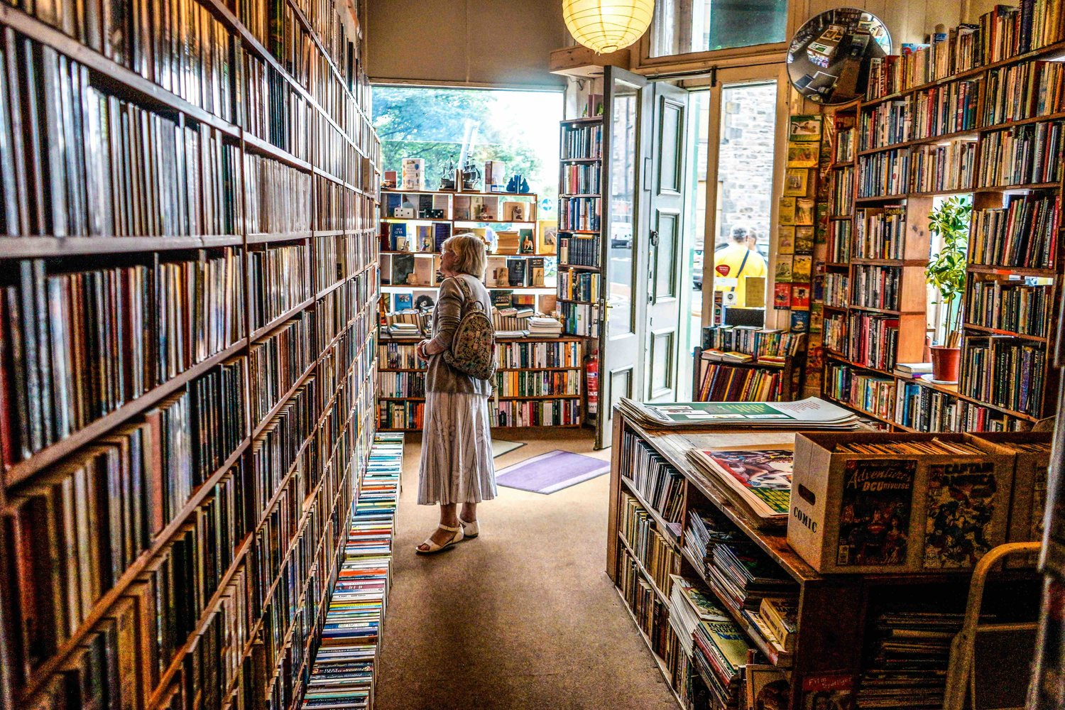 bookstore local bookstores town than