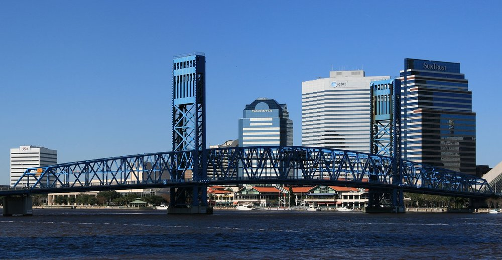 Downtown Jacksonville, FL