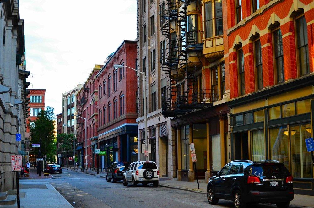 Providence, RI (Wikimedia Commons)