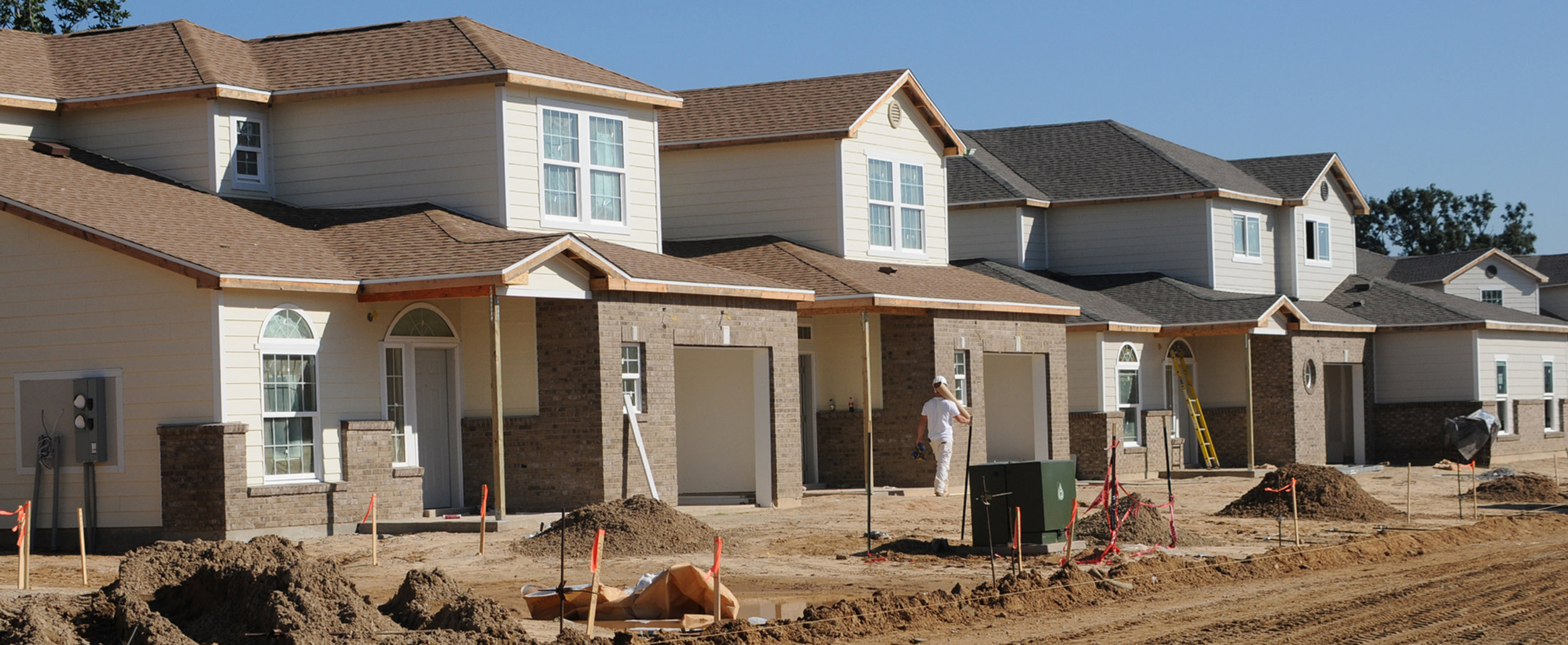 Here S What Happens When A Handful Of Developers Control The Housing Market Strong Towns