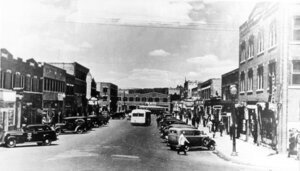 Greenwood 1930s