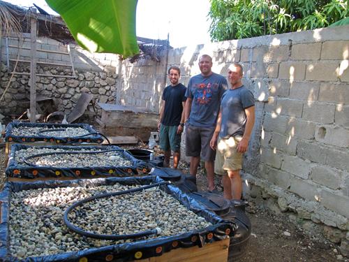 Haiti Aquaponics