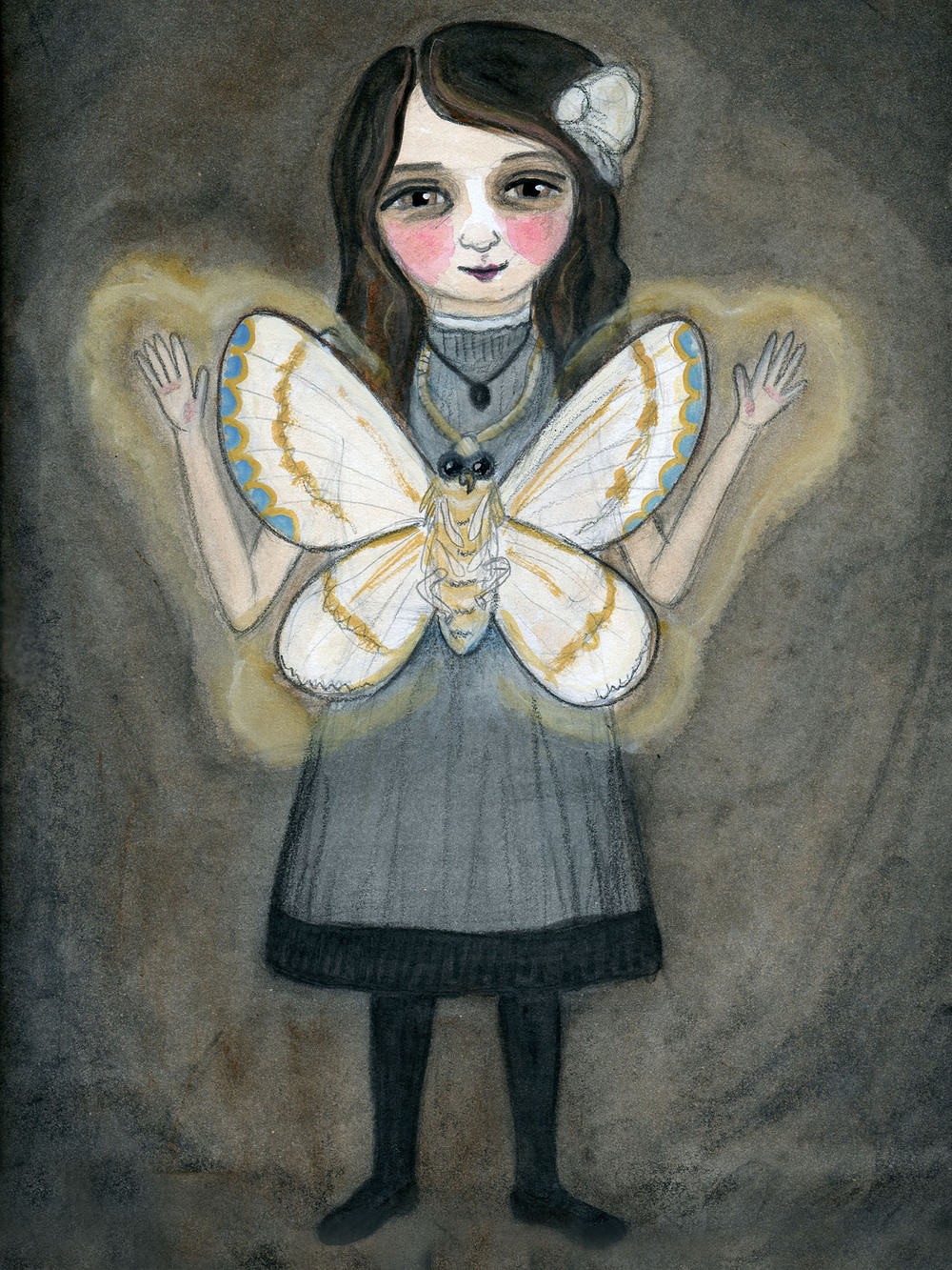 The Moth Girl