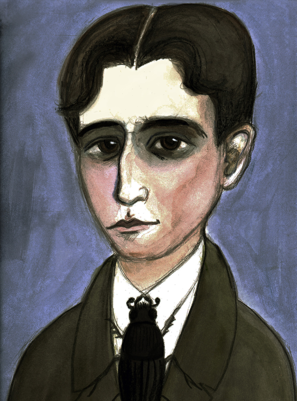 Franz Kafka Literary Portrait