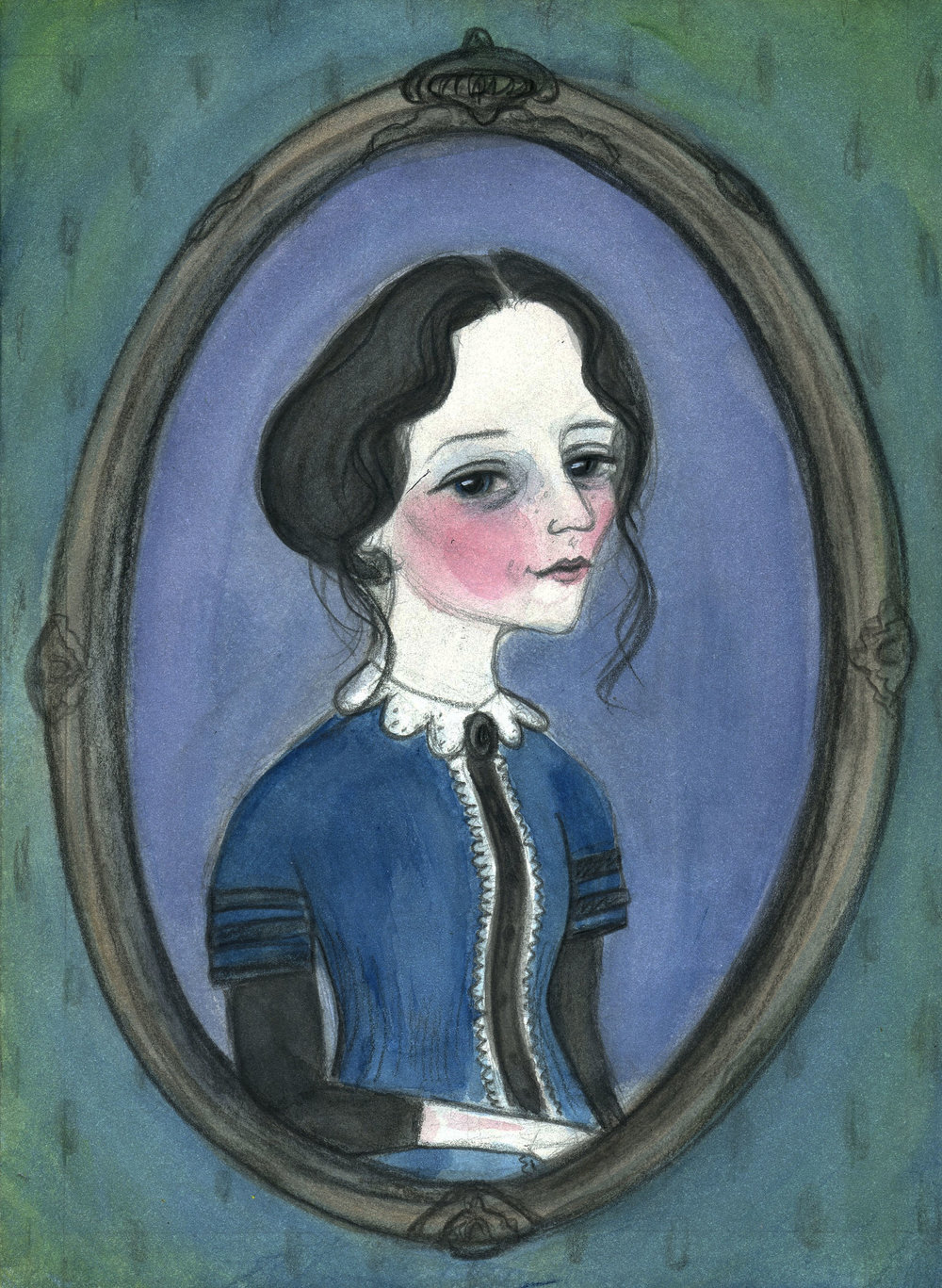 Portrait of Ligeia