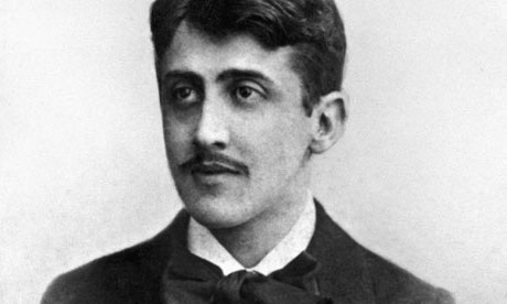 Young Marcel Proust