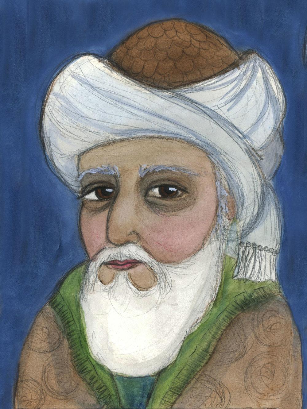 Rumi Literary Portrait