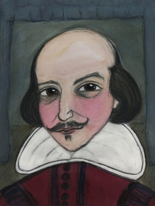 William Shakespeare Writers Portrait.jpg