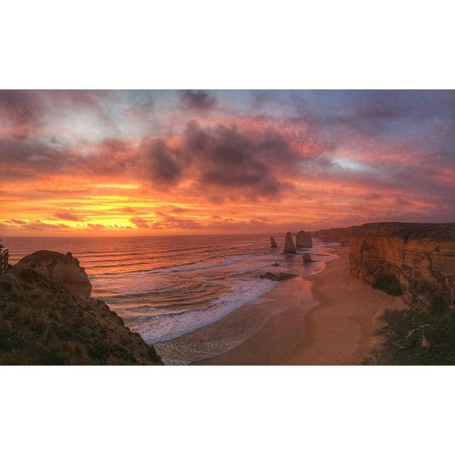 Traveling through Australia? If you miss out on the Great Ocean Road, you've seriously fudged up.