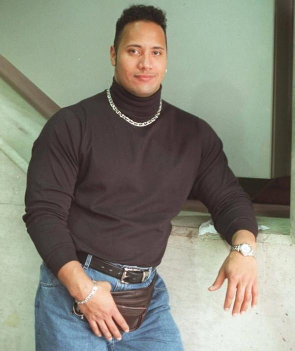 And thanks, The Rock