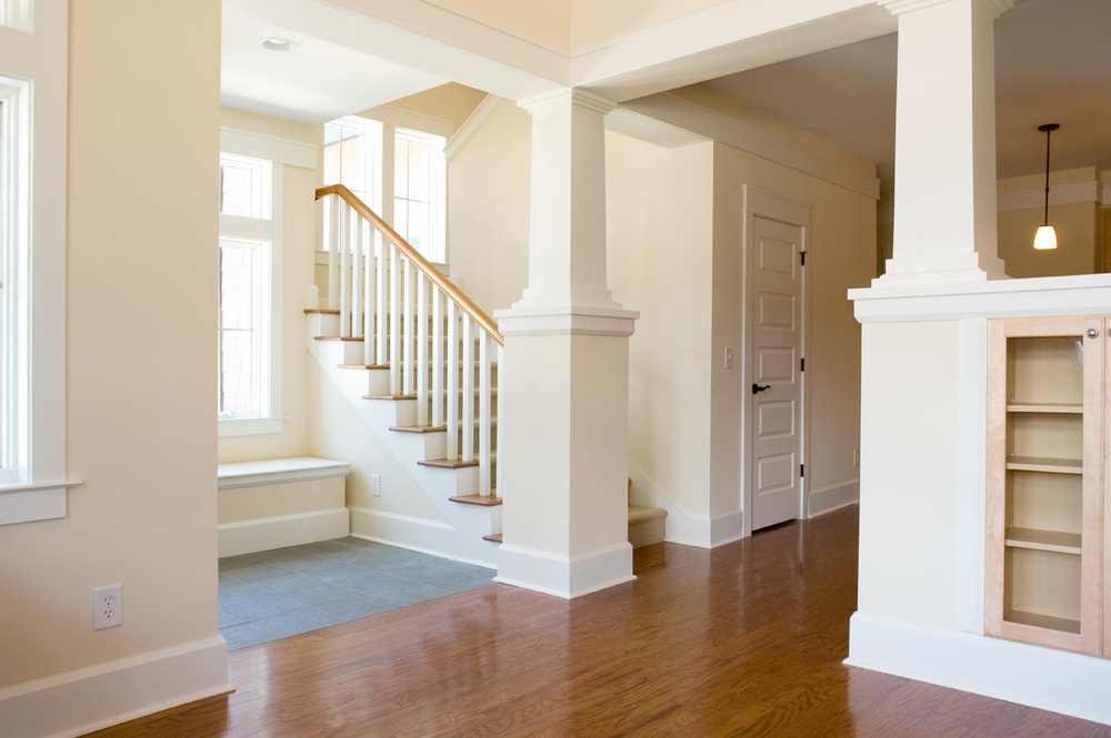 Rourk Woods Duplex  Shallotte, NC  Completed as Project Architect for John Sawyer Architects