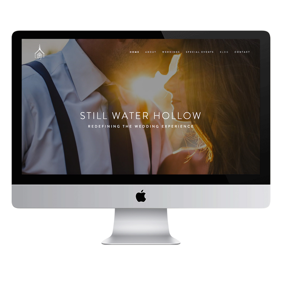 Still Water Hollow | Web Design by Wight House Creative
