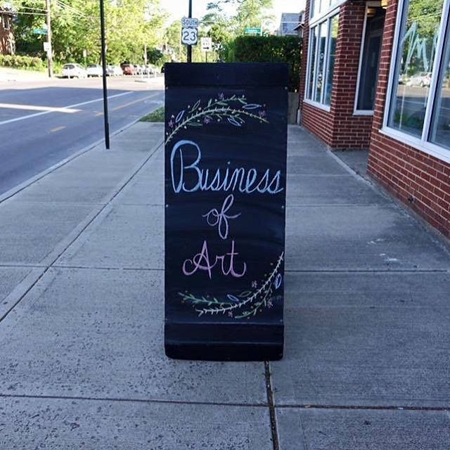 Business of Art is tonight at 6:30. This month's talk is Tax Time & Financial Tips for Small Biz Owners. Tax season sucks, but it's just around the corner. Join us to learn what you can still do for last year's filing, and the best practices for whatever 2017 brings you and your creative business. We'll be joined by Cy Wyche, owner of Wyche Tax Group LLC, specializing in small business and individual taxation as well as business start-ups. #wildgoosecreative #artontap #businessofart #artmakescbus