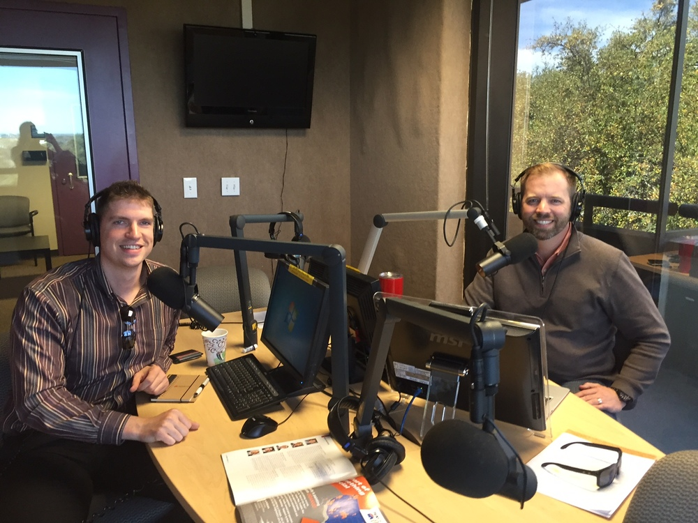 Andrew Thurston & John Schutze, co-hosts of the Austin Mortgage Report.