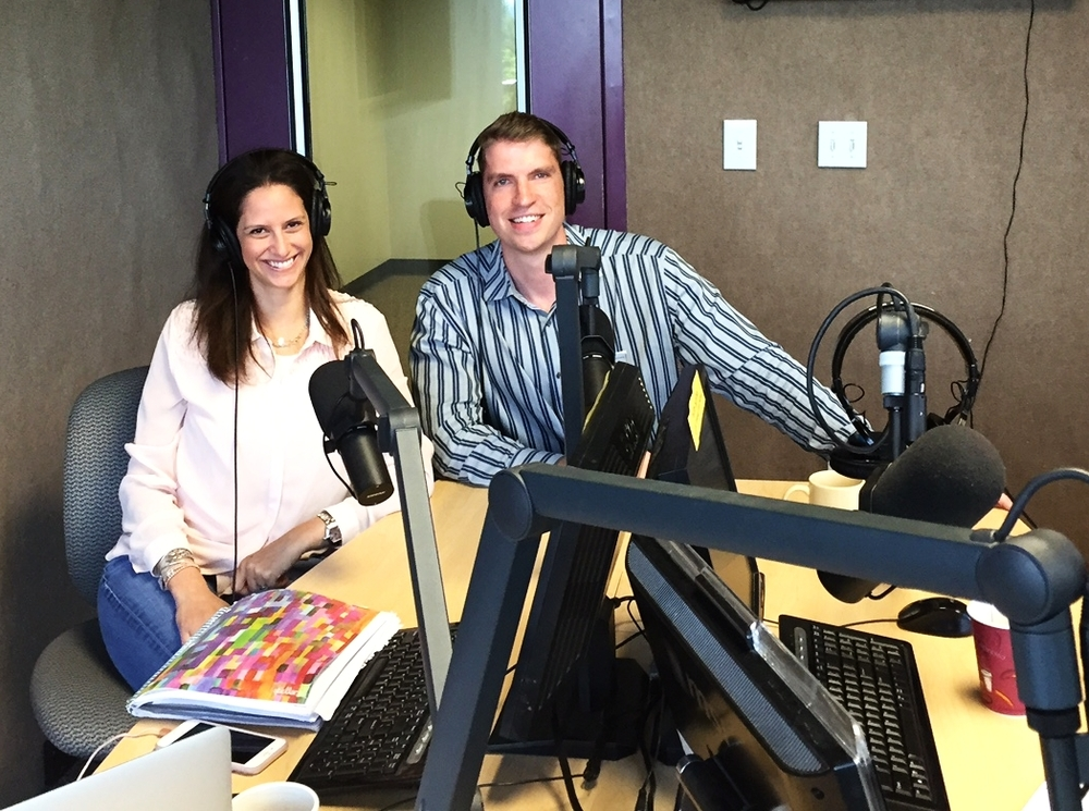 Noa Levy of Boutique Real Estate & Andrew Thurston of Supreme Lending