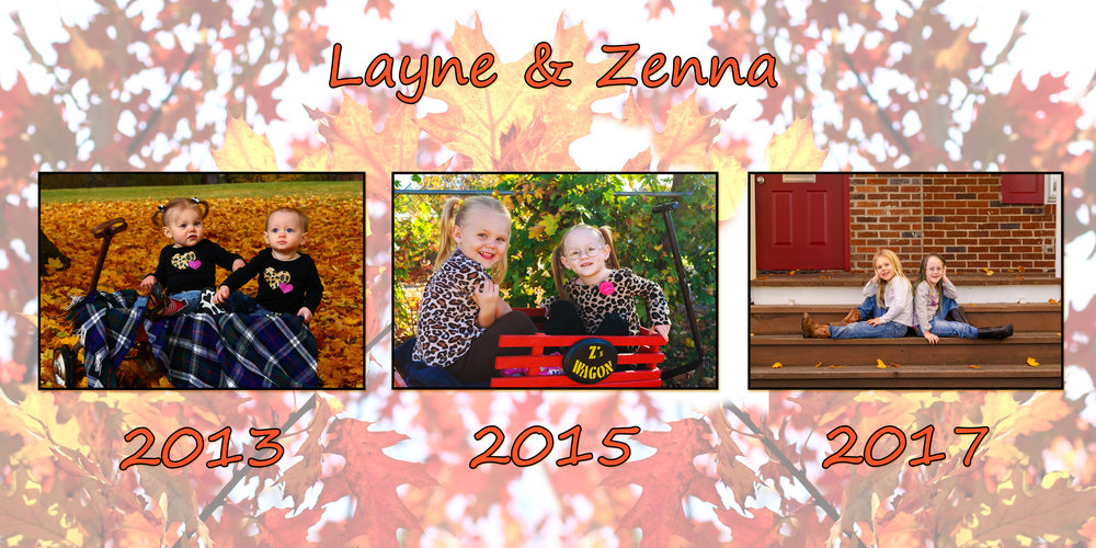 Layne & Zenavieve Autumn Side by Side.jpg