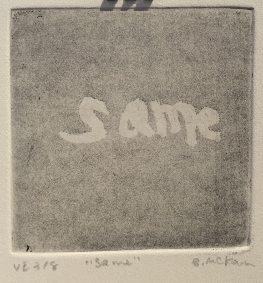 BRIANNE MCKAIN same (3/8) aquatint
