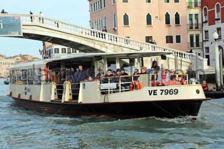 Vaporetto Line #1