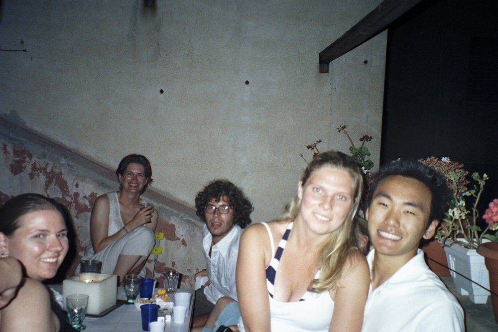 Casa Elena Party - (R to L) Alex, Danielle, Tom, Heidi, Eileen.jpg
