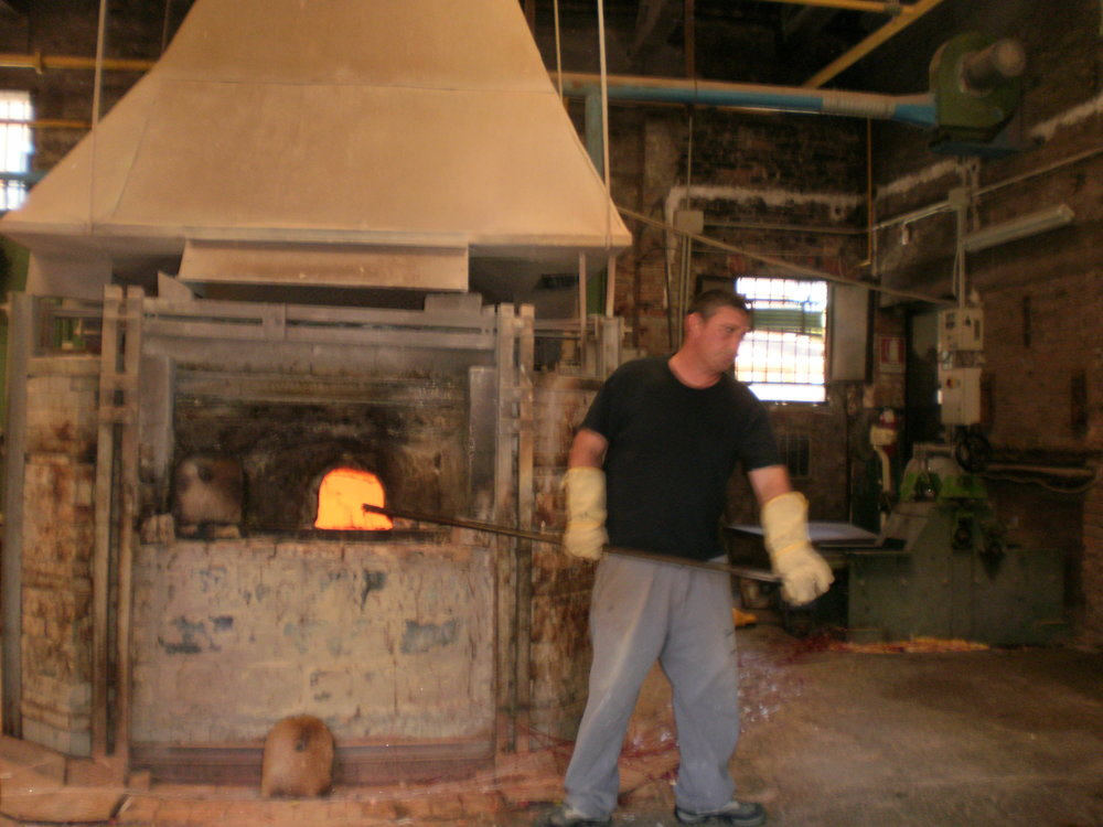 Orsoni glass works.JPG